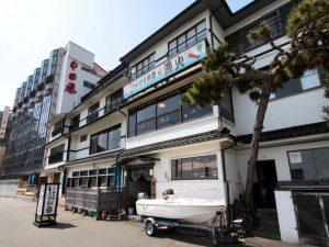 うみのホテル 中田屋(お1人様宴会プラン有り)
