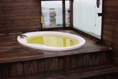 白子ニューシーサイド貸切展望風呂