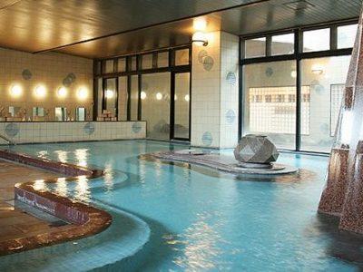 ホテル甲斐路・大浴場
