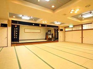 ホテル銀水・宴会場