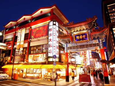 横浜中華街宴会