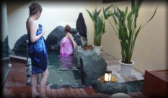 伊豆長岡温泉 一條:コンパニオン宴会(露天風呂付き客室)
